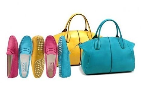 La collection capsule Capri de Tod's : colorée et raffinée :. | L'essentiel Luxe & Lifestyle | Scoop.it