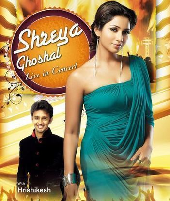 Shreya Ghoshal Live in Concert - Toronto, ON, Dance & Music Events | Classical music news | Scoop.it