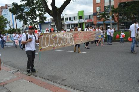 Gran marcha por la vida, manifiestan los jóvenes de Ibagué | mciibague | Scoop.it