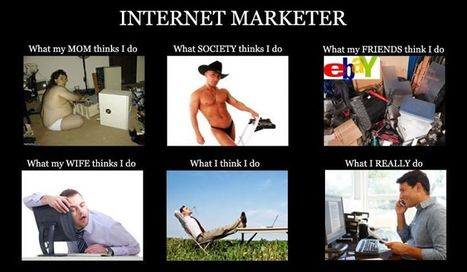 Internet Marketer | What I really do | Scoop.it