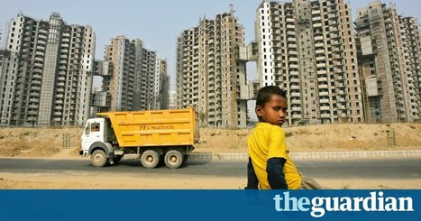 Gurgaon: what life is like in the Indian city built by private companies   Lorraine's  Changing Places (Nations)   Scoop.it