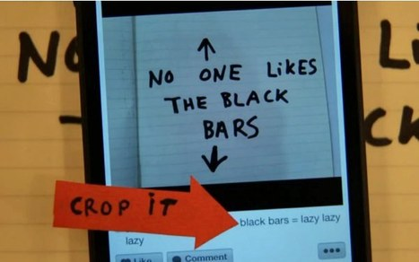 A Clever Guide to Not Failing Miserably on Instagram [VIDEO] | Marketing Revolution | Scoop.it