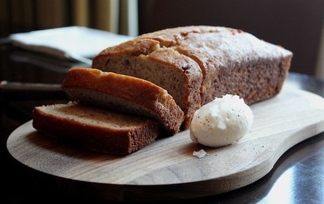 Chef's Choice: Banana Bread at NoMI | Food | Scoop.it