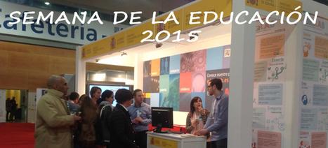 El INTEF en la Semana de la Educación 2015   Blog de INTEF   APRENDIZAJE   Scoop.it