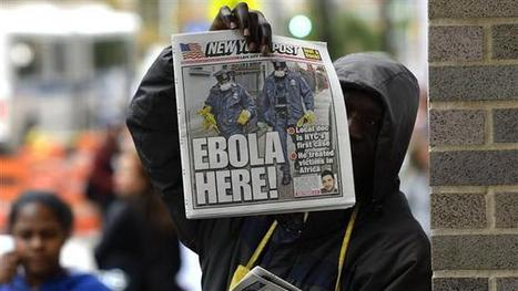 Ebola: How Contagious Is the Virus? | CLOVER ENTERPRISES ''THE ENTERTAINMENT OF CHOICE'' | Scoop.it