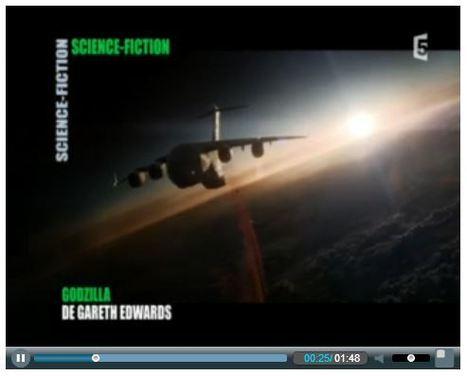 Avis de sorties - France 5   Godzilla - TV & Web Coverage   Scoop.it