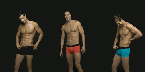 Jac5 Announces Its Newest Collection: The Jac5 Body Trunk | Gay | Scoop.it