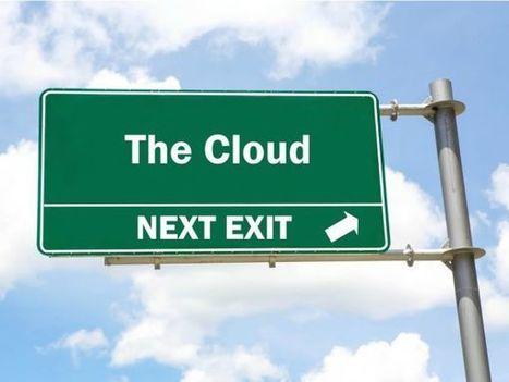'De cloud' is nog steeds niet mainstream   Tools for education   Scoop.it