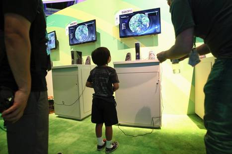 Video games 'can make children more morally aware' | Smart Media | Scoop.it