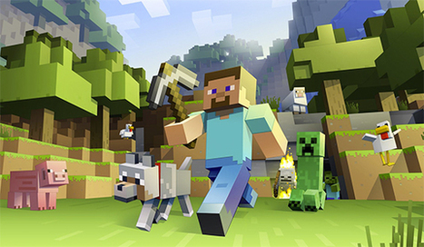 Youth Digital Uses Minecraft to Teach Programming | Web 2.0 Tools for Education | Scoop.it