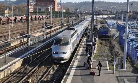 45 premiers millions d'euros engagés pour la LGV GPSO | Les grands projets de Bordeaux Métropole | Scoop.it