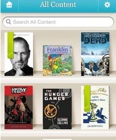Las tres mejores 'apps' para leer libros en su 'smartphone' - Expansión.com | mobile! | Scoop.it