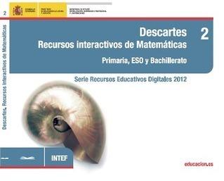 Descartes - Recursos Interactivos de Matemáticas (de Primaria a Bachillerato) | desdeelpasillo | Scoop.it