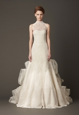 Wedding Dresses, Bridal Gowns by Vera Wang   Fall 2013   wedding time   Scoop.it