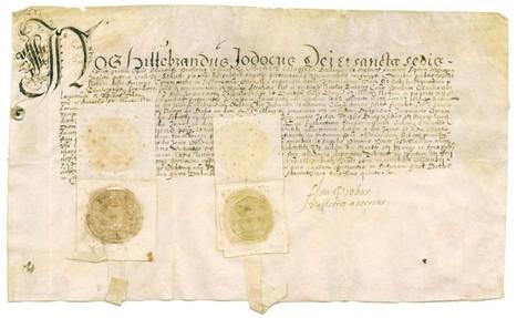 Saint-Maurice (Valais) : 7 siècles d'archives s'ouvrent aux chercheurs | Nos Racines | Scoop.it