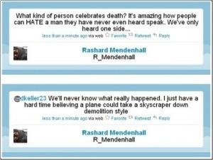 Controversial 9-11 Tweets = Rashard Mendenhall Losing Endorsement Deal « Jam Technique | The Unpopular Opinion | Scoop.it