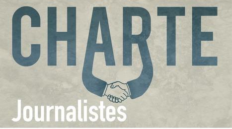 Charte des journalistes de Particité | Particité | FLE, TICE & éducation aux médias | Scoop.it