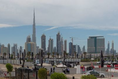 UAE's non-oil foreign trade exceeds $150bn in H1, up 3%   dubai logistics   Scoop.it