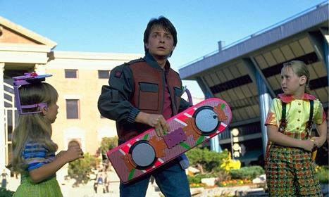 From hoverboards to lightsabers: five film inventions in the works | ScienceNow | Scoop.it