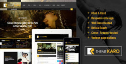 Karo - Magazine WordPress Theme Nulled   All Free Stuff   Scoop.it