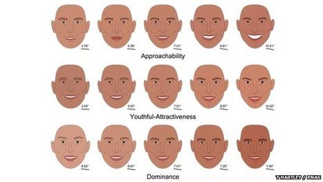 Le caratteristiche del viso guidano la prima impressione | Sestyle - Personal Branding ITA | Scoop.it