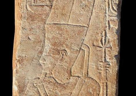 Defacer of Ancient Carving May Have Been King Tut's Father. Found in #Sedeinga #Sudan #Nubia | Nubia; daily life and cultural heritage | Scoop.it