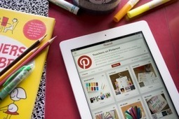 That's Pinteresting! How Educators Use Pinterest Effectively By Reese Jones : Teacher Reboot Camp | Exploration To Tech Suave - ADED 1P32 Summary - Weeks 0-5 | Scoop.it
