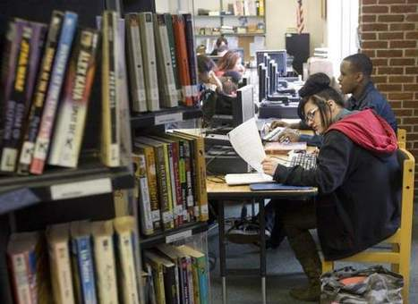 Media center changes mean fewer books - Meriden Record-Journal | School Library Advocacy | Scoop.it