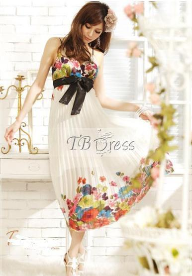$ 17.99 Elegance Fashion Pleated Full Length Maxi Dress | Gentleman | Scoop.it
