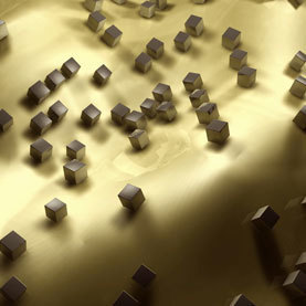 Sprinkled Nanocubes Could Hold Light Tight for Efficient Solar Panels | Quirky (with a dash of genius)! | Scoop.it