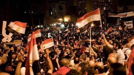 Tahrir Square fills with calls for change in echo of revolution - The Globe and Mail | #ows | Scoop.it