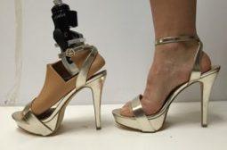 Une prothèse de jambe adaptable aux talons hauts | Handicap et emploi, handicap et société | Scoop.it
