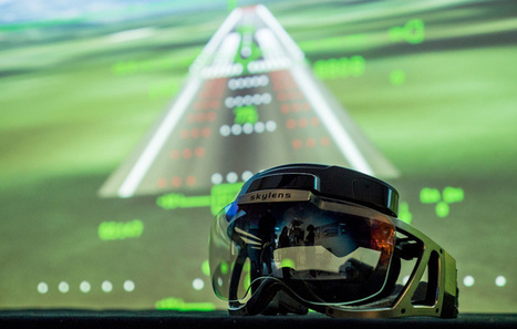 Skylens Heads-up Display Helps Pilots Find Their Way Through The Fog | Trending Stories and Pictures Around the Web | Scoop.it