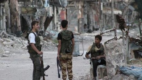 Syria rebels break ranks in challenge for foreign backers | Syria Civil War News | Scoop.it