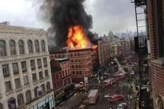 Massive Explosion Rips Through East Village Building - East Village - DNAinfo.com New York | fitness, health,news&music | Scoop.it