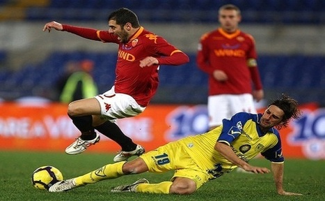 Blogs.Football - Record Breaking Roma   soccerlive   Scoop.it