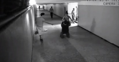 That Awkward Moment When The Woman You Try Robbing Knows Systema (Video) | Elite Daily | Self Protection | Scoop.it