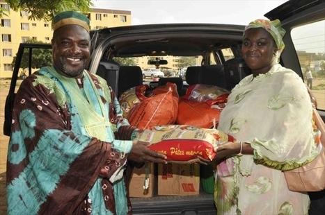 Le conseil du café-cacao fait des dons pour le ramadan - Abidjan.net   FILIERE CAFE CACAO EN COTE D'IVOIRE   Scoop.it