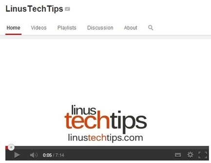 7 YouTube Channels Where You Can Find Computer Help - Make ...   How to Pinterest, How to Twitter,  How to do something, How to fix something, How to tips   Scoop.it