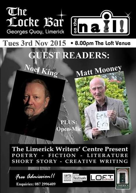 'On the Nail' | Literature and Music Events | Scoop.it