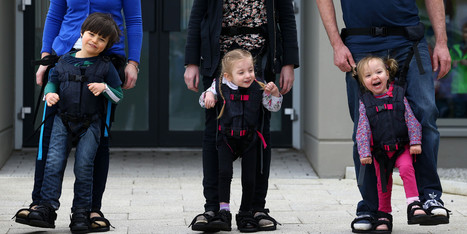 This Mom's Invention Does More Than Help Kids With Disabilities Walk. It Lets Their Spirits Soar. | Bring back UK Design & Technology | Scoop.it