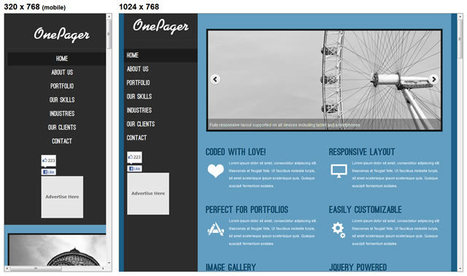 Free Responsive Templates   Responsive design & mobile first   Scoop.it