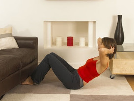 5 Top Ways To Exercise At Home With No Equipment ~ Best4Fit | Health & Fitness | Scoop.it