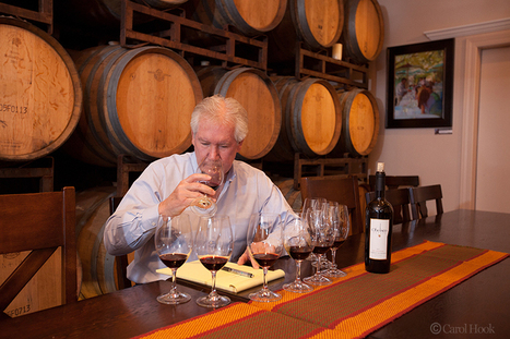 Photographing Winemakers in Woodinville - Portraits by Carol Hook | Washington Wine | Scoop.it