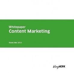 Das neue Whitepaper «Content Marketing» jetzt als Download | Rail | Scoop.it