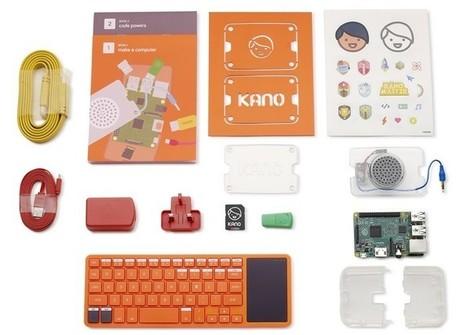 Kano, l'ordinateur à monter soi-même et pour apprendre à coder - Geek Junior - | Ressources pour la Technologie au College | Scoop.it