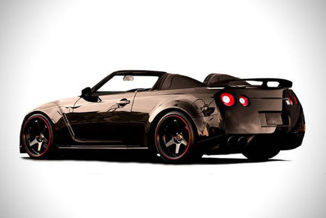 Is This The Best Nissan Car Ever Built Or What? | My Dream Garage | Scoop.it