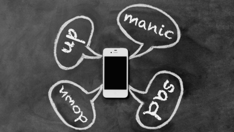 Phone App Might Predict Manic Episodes In Bipolar Disorder | Geek Therapy | Scoop.it