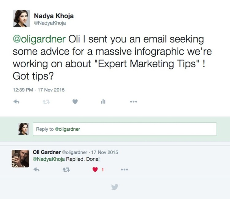 How To Reach Out To Influencers So That They Can't Say No - CrazyEgg | The Marketing Technology Alert | Scoop.it
