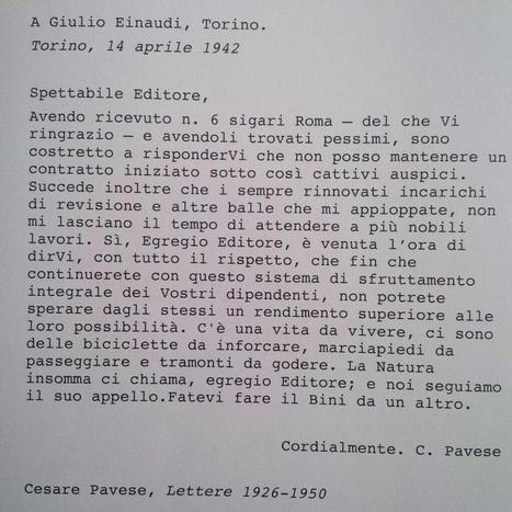 Lo sapeva anche Pavese...   Translate for children   Scoop.it